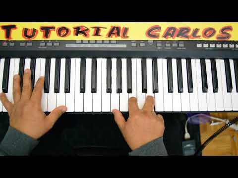 Libre Soy (pentecostes) Miel San Marcos Piano Tutorial Carlos