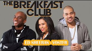 interview d ed sheeran au breakfast club vostfr mp4