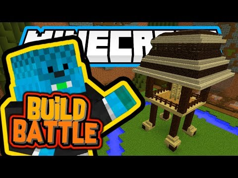 IGRAM PRO BUILD BATTLE ( Minecraft Build Battle )