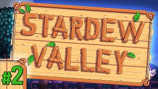 Stardew Valley #2 - Exploring Town