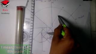 [hindi] Engineering Curve : Involute of Circle
