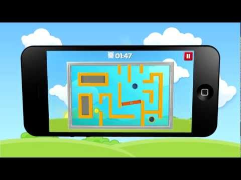 Brain Puzzle FREE Official Trailer 2013 | Game for iPhone and iPad by Zariba