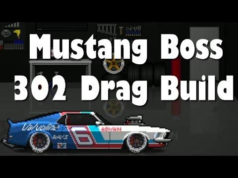 Pixel Car Racer | Ford Mustang Boss 302 Drag Build | LS Swapped Mustang Build | & Pixel Car Racer | Ford Mustang Boss 302 Drag Build | LS Swapped ... markmcfarlin.com