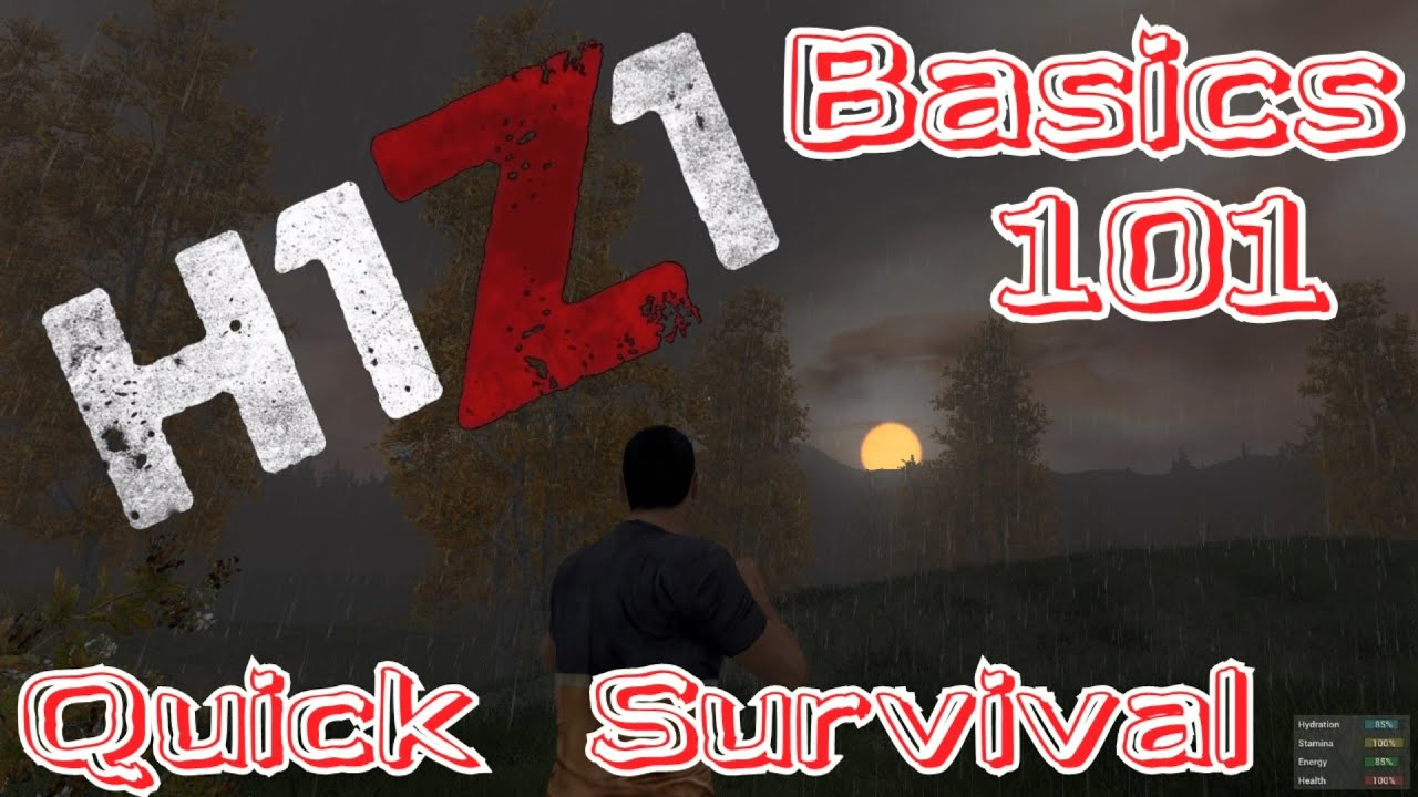 how to make a party in h1z1 just survive