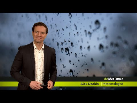 Tuesday afternoon forecast 23/02/21