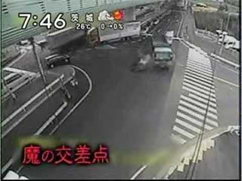 Road accidents(Japan) - YouTube