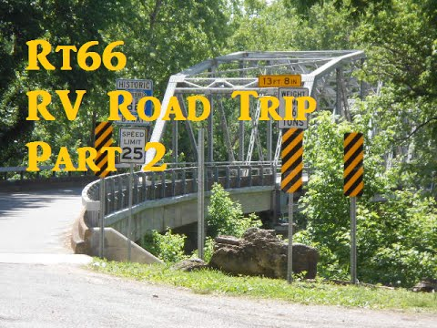 Rt 66 RV Road Trip Part 2