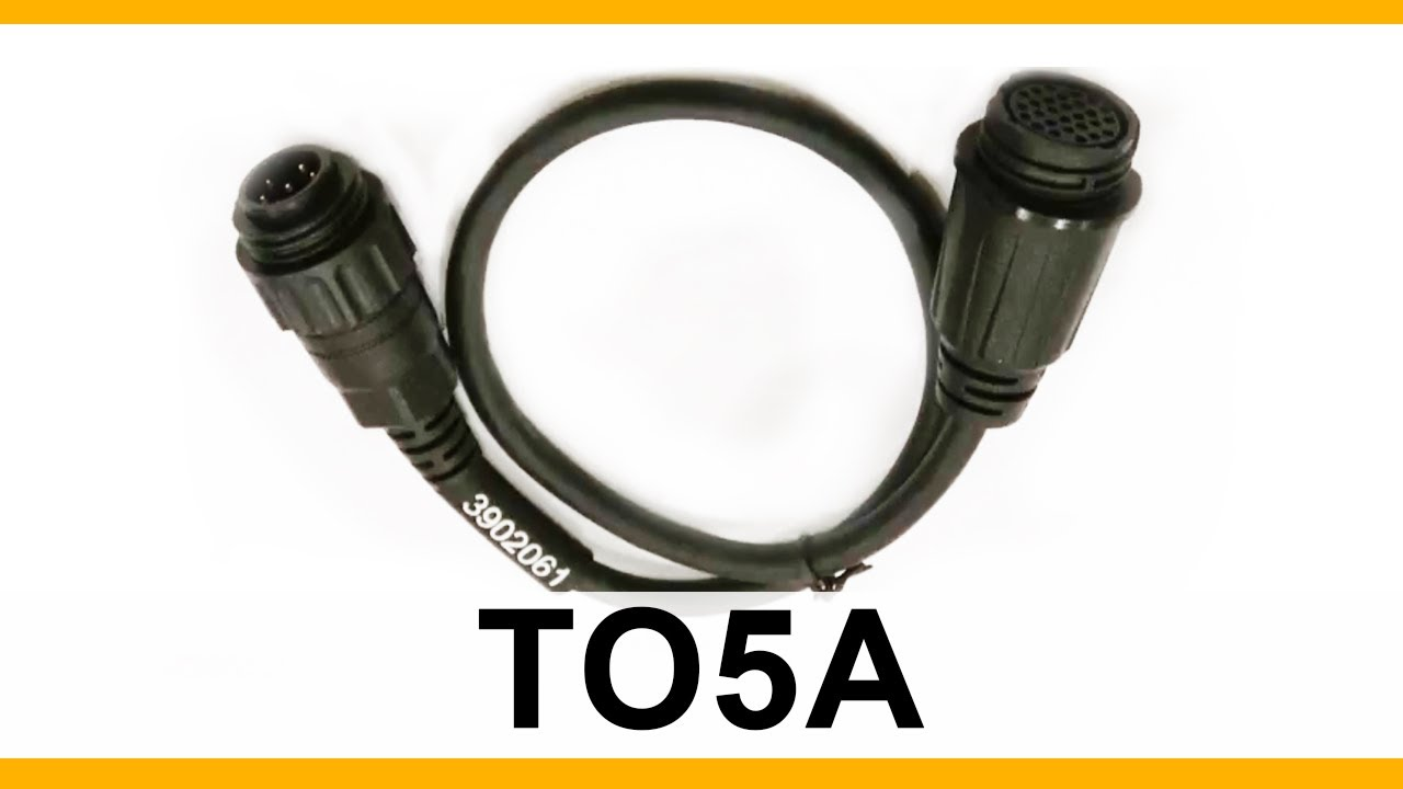 Wabco Abs Kabel Electric Diagram Of House Wiring Texa Truck T05a Ebs Knorr Cable Youtube