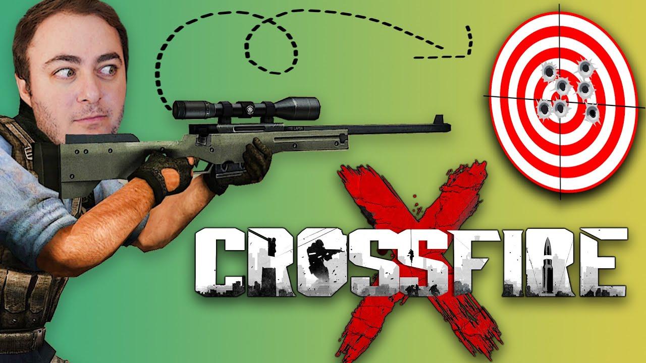 Oyun Konsolunda Counter Strike Oynamak - CROSSFIRE X