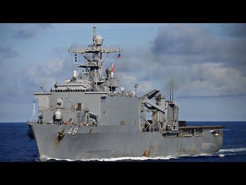 China won't allow US warship to make port