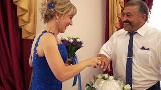 Олег и Светлана - торжественное бракосочетание и прогулка 2018 г.