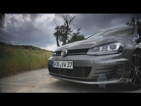 Driving VW's GTD in Germany - 2015 Golf & GTI Preview