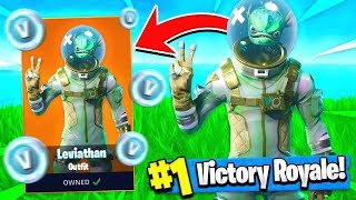 "NEW Free ""LEVIATHAN"" SKIN + GLIDER! 