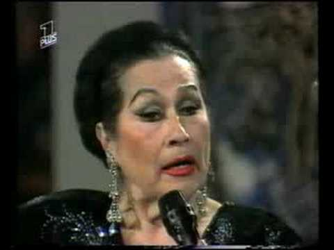 Yma Sumac interview and Montana 1991