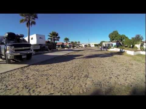 Mona Lisa Beach in Ensenada Mexico FPV Witespy