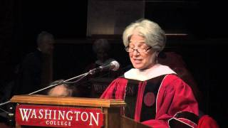 Marcia A Invernizzi - Honorary degree recipient, Doctor of Letters