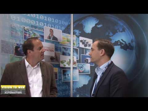 Warum gehört Embedded Vision die Zukunft? Ein Interview mit der Firma Basler zur VISION 2016