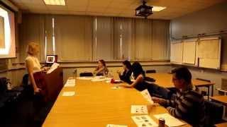 Russian classes with LM at CU 2015 | Уроки русского языка (Университет Ковентри, Великобритания)