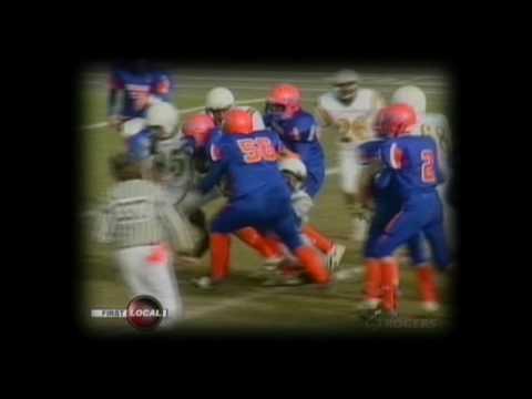 Ryan Dixon 2009 high school football reel