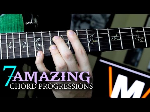 Seven Amazing Chord Progressions to Inspire You