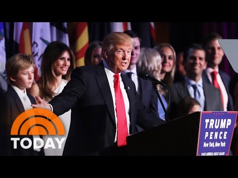 Thumbnail: What A Donald Trump Presidency Might Look Like | TODAY