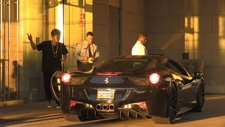 Ruined Ferrari valet Prank 2015 Prank