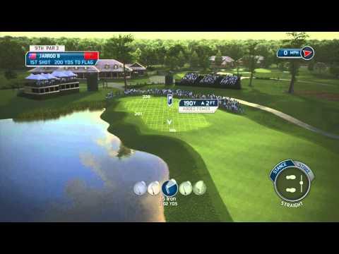 Tiger Woods 14 Louisiana Open 22 Under Par Score of 50