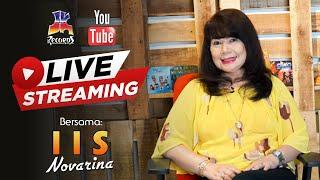 Live Streaming Top Hits JK Records with Iis Novarina