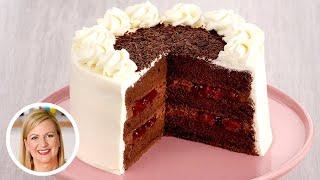 Professional Baker&#39s Best Black Forest Cake Recipe!