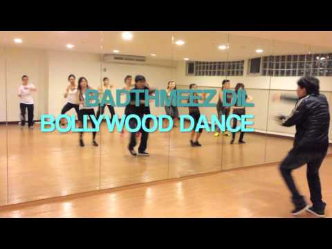 Bollywood Dance -- Badtameez Dil
