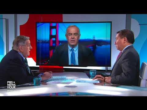 Shields and Brooks on James Comey's tell-all, Paul Ryan's retirement