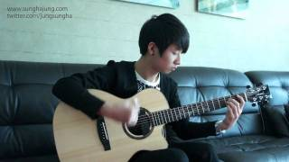 (Adele) Set Fire To The Rain - Sungha Jung