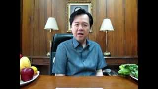 Tips to Stay Younger -- Dr. Willie Ong Health Blog #4