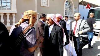وصول اكثر من 130  برلمانيا إلى سيئون  ومحافظ الجوف يصرح : التهديدات الأمنية  مجرد فقاعات