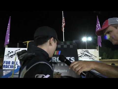 Pure Stock Feature Flomaton Speedway 9-28-19