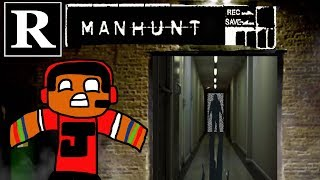 Playing Manhunt-Halloween stream (Not for kids)