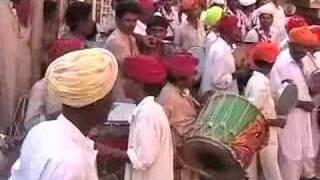 Jaislamer and the Dussehra Festival