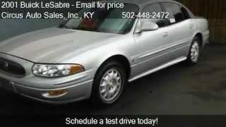 2001 Buick LeSabre Custom 4dr Sedan for sale in Louisville,