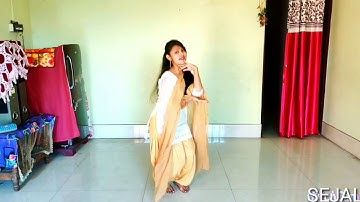 Ghunghat 3- Sapna chodhary || Dance cover By sejal Srivastava