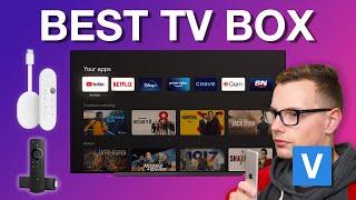 Smart TV Box Comparison: New C…