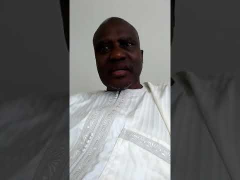 Le Reveil Des Consciences :  Serigne Ousmane Drame NYC USA