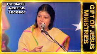 Dr.Preetha Judson Telugu Latest Message Pastors Conference 8-4-2016