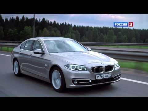 Тест-драйв BMW 5 Series F10 2014 // АвтоВести 126
