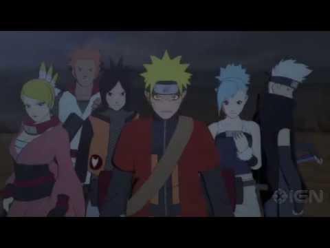 Trailer do filme Naruto