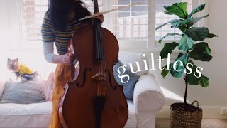 guiltless dodie cello cover