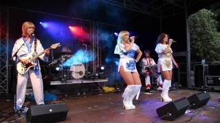 Abba Magic - Dancing Queen - Live in Waterloo (Belgium) 19/07/2014