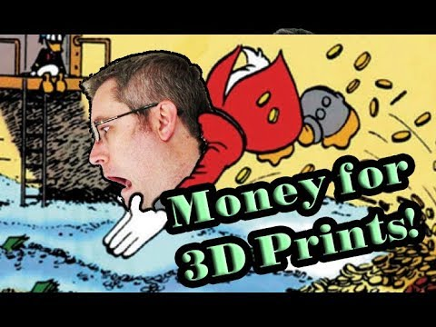 How to 3D Print and Make Money / Sol Scanner Unboxing