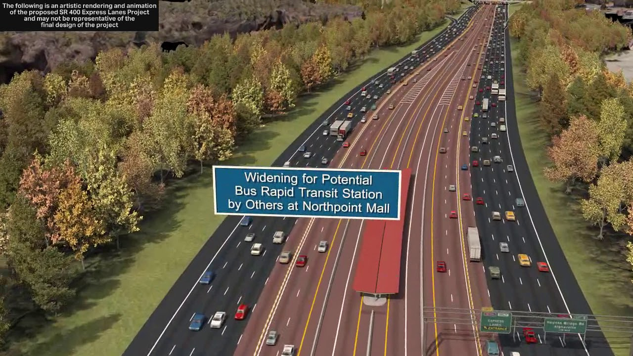 Sandy Springs leaders ask for major changes to planned Ga