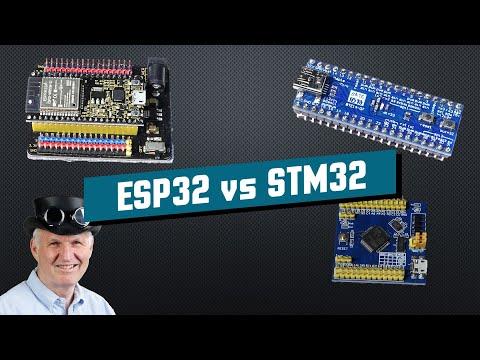 #345 ESP32 vs STM32: Which one is better (Bluepill)?Kaynak: YouTube · Süre: 15 dakika37 saniye
