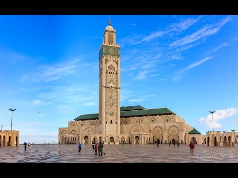 Casablanca City Tour Youtube